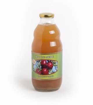 Apple Juice Unfiltered 1L