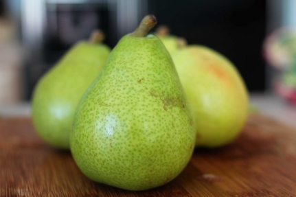 Value of pears